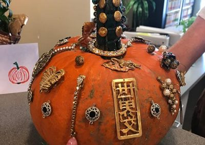 Pumpkin Contest Entry