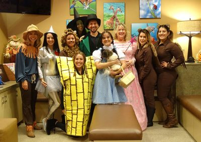 Look at this great group from The Wizard of Oz!